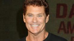 David Hasselhoff during a photo call for his album entitled 'This Time Around', at HMV Oxford Street, central London. PRESS ASSOCIATION Photo. Picture date: Monday February 27, 2012. Photo credit should read: Yui Mok/PA Wire