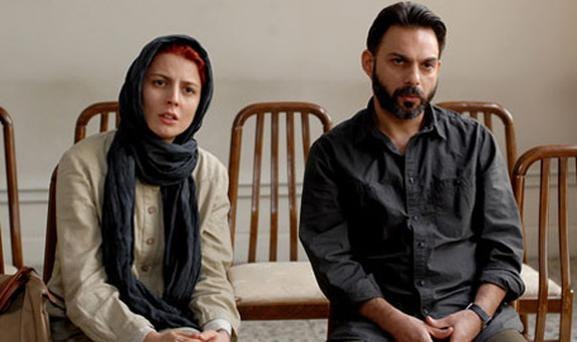 A scene from the Oscar-winning Iranian film A Separation