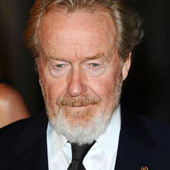 Ridley Scott is working on a documentary about Japan