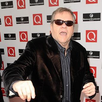 Meat Loaf doesn't think you can judge art