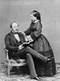 <p> <b>Queen Victoria </b> </p> <p> The British monarch proposed to Albert, her first cousin, after they acknowledged a mutual attraction. She was 20-years-old and had already been Queen for two years so it was for the best that she, as a powerful Monarch and Empress, asked first. Girl power! </p>