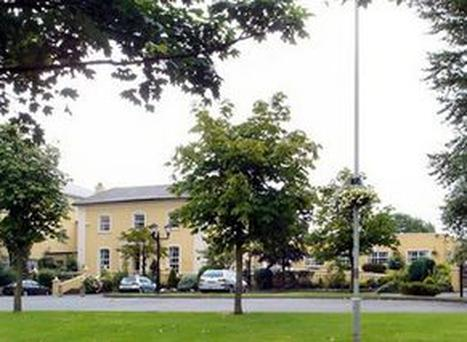 The pair were found by police in the Drummond Hotel in Ballykelly
