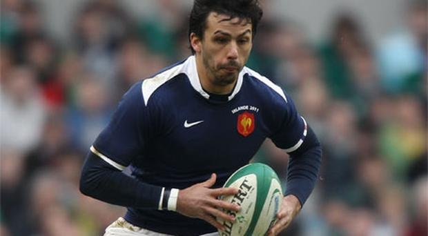 Clement Poitrenaud. Photo: Getty Images