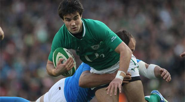 Conor Murray retains his starting place at scrum-half. Photo; Getty Images