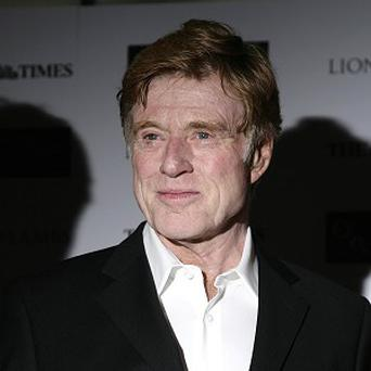 Robert Redford looks set to star in The Most Wonderful Time