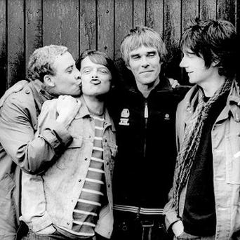 The Stone Roses will headline this summer's V Festival