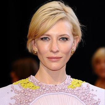 Cate Blanchett wants to play a Bond villain