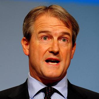 Owen Paterson says 13 attacks against national security targets have been carried out in Northern Ireland since August