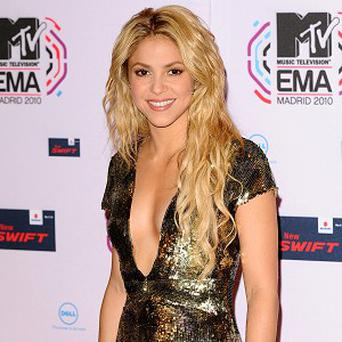 Shakira has been nominated at the Latin Music Awards