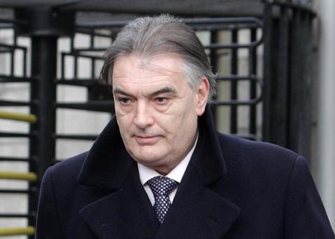 Ian Bailey. Photo: PA