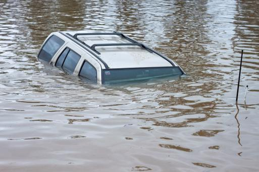 Flood Insurance Car