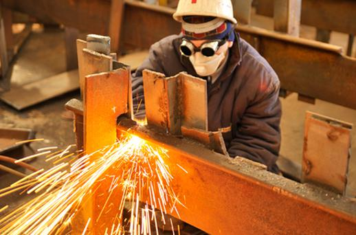 Manufacturing: Signs of recovery. Photo: Thinkstock