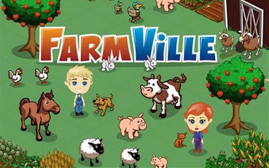 One of Zynga's best known games is Farmville