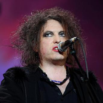 Robert Smith and the Cure will be performing at Electric Picnic