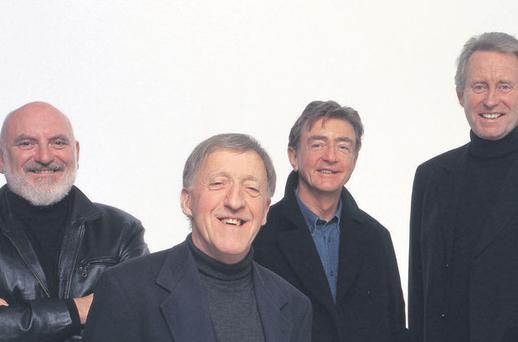 High kings: The Chieftains