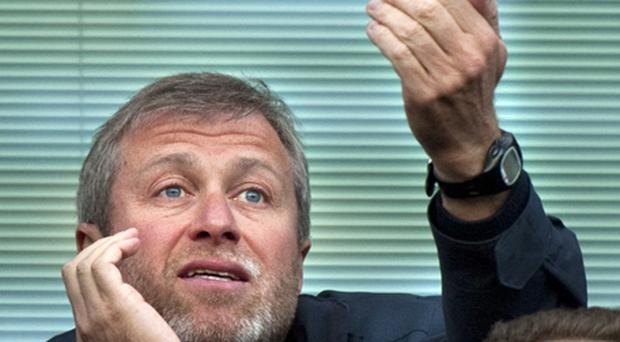 Chelsea owner Roman Abramovich. Photo: Getty Images