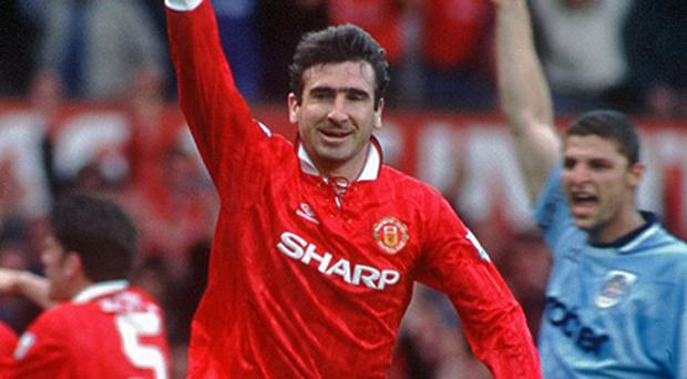 Eric Cantona says Manchester United can win the Premier League next year