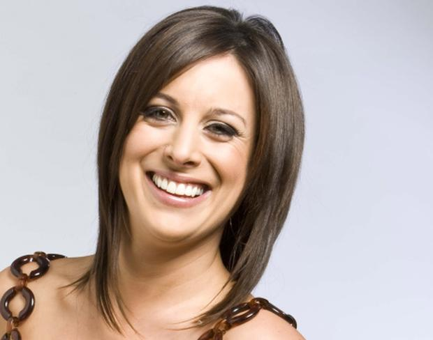 TV presenter Lucy Kennedy