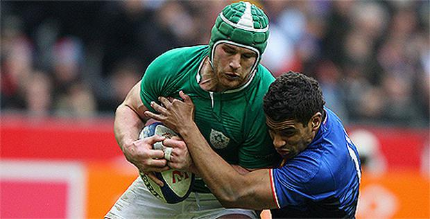 Sean O'Brien will miss Saturday's clash with Scotland