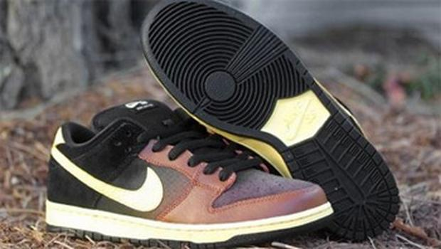 Nike's new SB Black and Tan Quickstrike trainers have been criticised