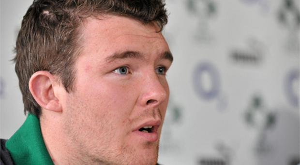 Peter O'Mahony has taken his international exposure in his stride. Photo: Sportsfile