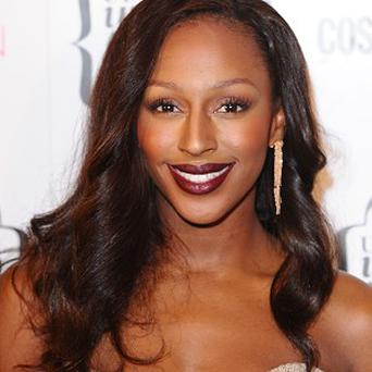 Alexandra Burke has been spotted out with her footballer beau