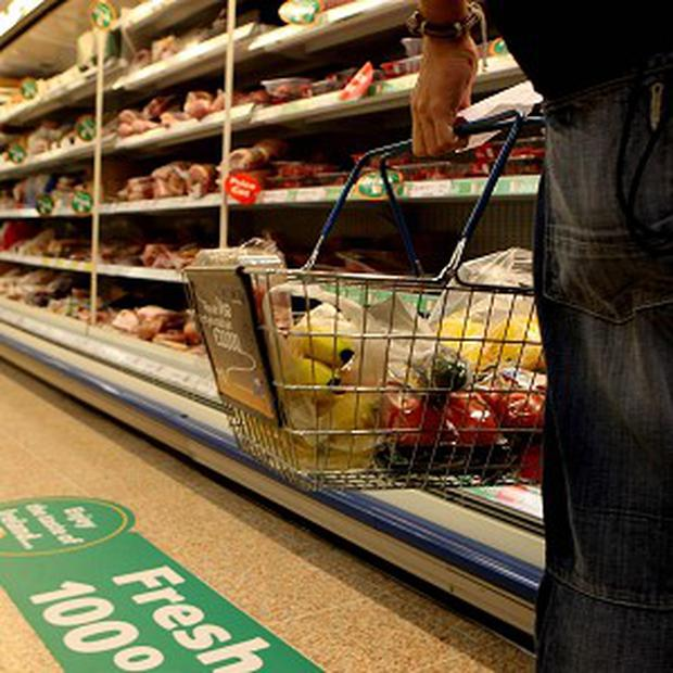 'Surveys suggest that people are eating less because they cannot afford to buy food'
