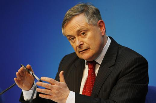 Brendan Howlin. Photo: PA
