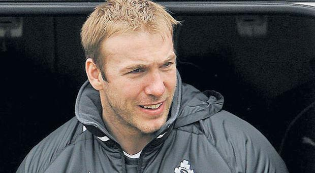 Stephen Ferris grabbed the headlines this week with his description of the English players as 'bad losers'