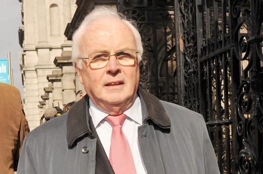 'UNPOPULAR' COMMENTS: Nama chief Frank Daly