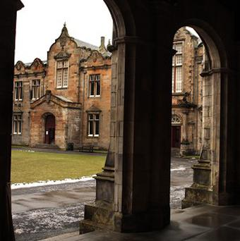 Scottish university student spiked fellow student's drink with solvent and anti-freeze, court told