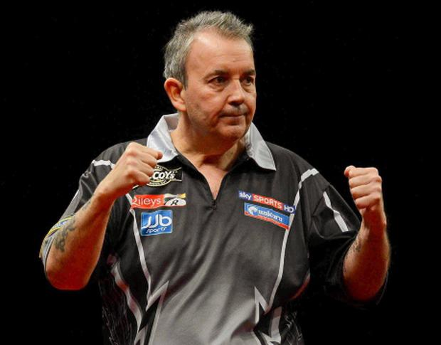 Phil Taylor harbours hope that darts will become an Olympic sport