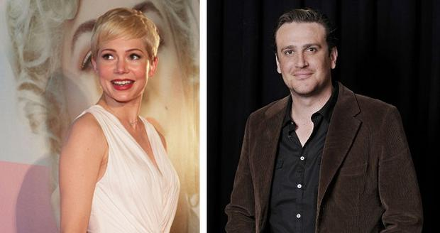 Michelle Williams and Jason Segel have split up after one year