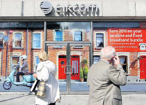 Eircom headquarters 1HSQ