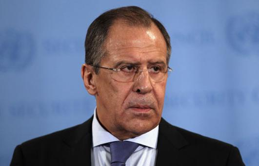 Sergei Lavrov. Photo: Getty Images