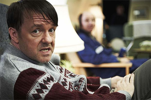 Ricky Gervais in Derek. Photo: Channel 4