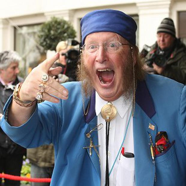 Racing broadcaster John McCririck has died, age 79