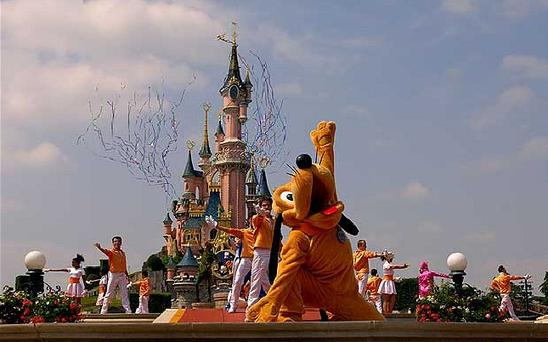 <b>Where you might think you are... <br/> Disneyland Paris </b> <br/> One of the most popular tourist destinations in France, with family-friendly fun just a short hop away from the French capital.