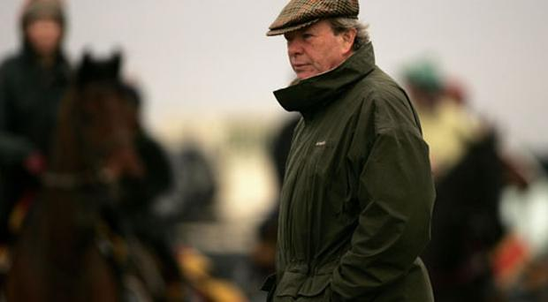 Trainer Edward O'Grady. Photo: Getty Images