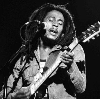 A new movie documents the life of Jamaican reggae singer Bob Marley (AP)