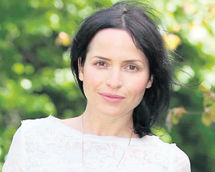 Andrea Corr has named her first baby Jean, after her late mother, who died in 1999