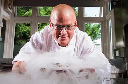 With two restaurants in the top 15, Heston Blumenthal has effectively been voted the best chef in the world