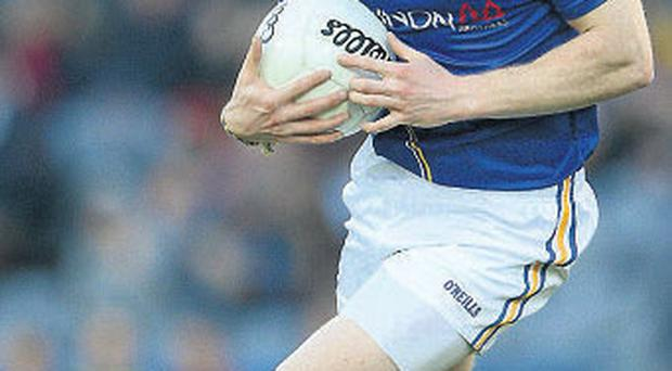 Sean McCormack: scoring ace for Longford