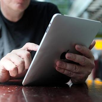 MPs can trade in one of their existing computers for an iPad