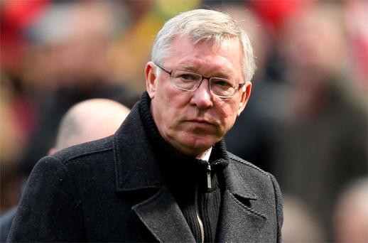 Alex Ferguson. Photo: Getty Images