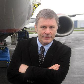 Iron Maiden frontman and pilot Bruce Dickinson has set up an aviation firm in South Wales