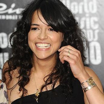 Michelle Rodriguez will be back in the Machete sequel