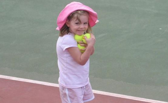 Disappeared: it's been five years since Madeleine McCann vanished from the family holiday apartment in Portugal