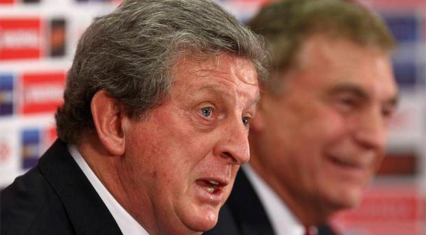 England manager Roy Hodgson. Photo: Getty Images