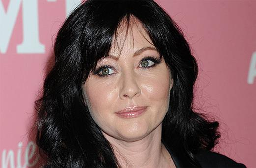 Shannen Doherty. Photo: Getty Images